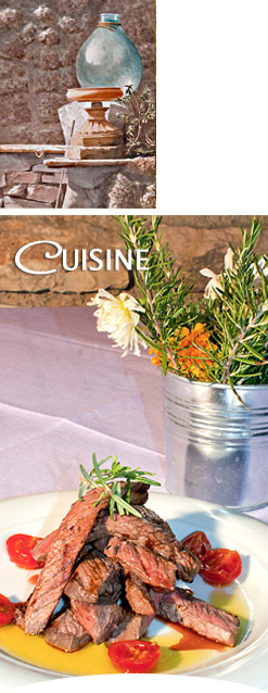 - Our restaurant offers typical Umbrian cuisine. Family recipes prepared with the freshest seasonal products.